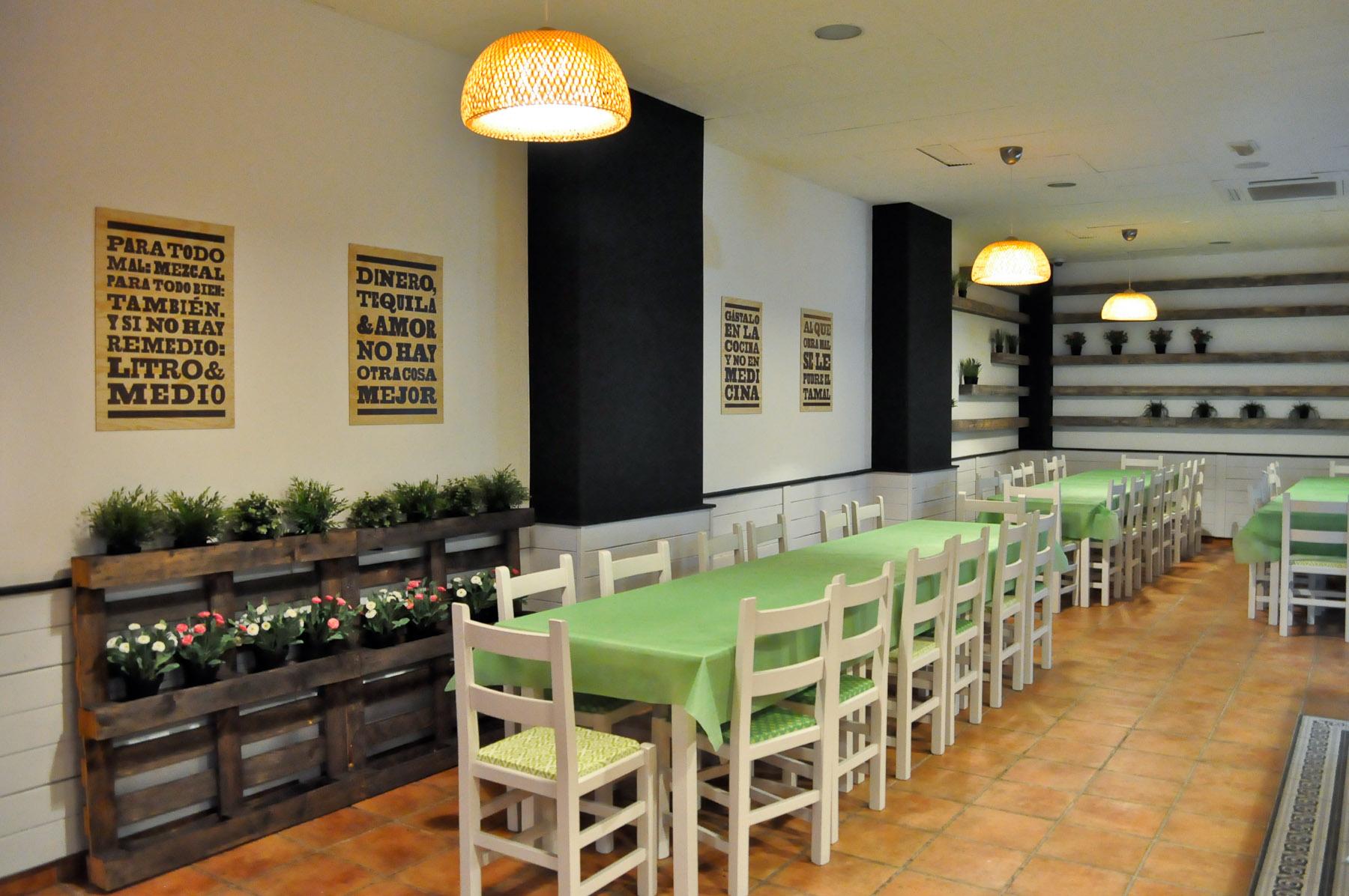 la quebradora restaurante mexicano en zaragoza